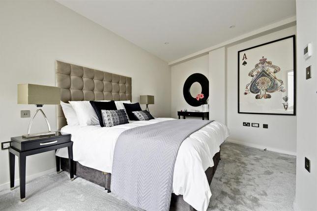 Bedroom of Porteus Apartments, Britannia Road, Fulham, London SW6