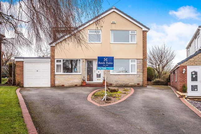 Thumbnail Detached house for sale in Ashbourne Croft, Cleckheaton