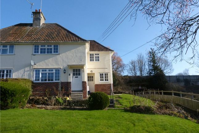 Thumbnail Semi-detached house to rent in Brook Cottages, Lower Town, Montacute, Somerset