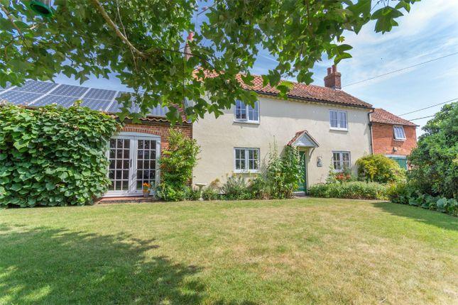 Thumbnail Detached house for sale in Barney Road, Fulmodestone, Fakenham