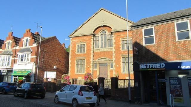 Photo 7 of The Rushden Independent Wesleyan Church, High Street, Rushden, Northamptonshire NN10