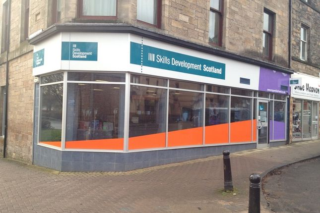Thumbnail Retail premises for sale in Upper Craigs, Stirling