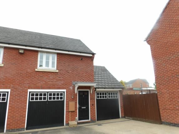 Thumbnail Flat for sale in Willowbrook Way, Rearsby, Leicester, Leicestershire