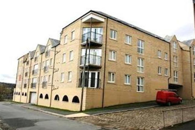 External of Winchester Court, West View Road, Boothtown HX3