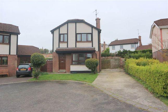 Thumbnail Detached house for sale in 22, Cranlee Park, Derry