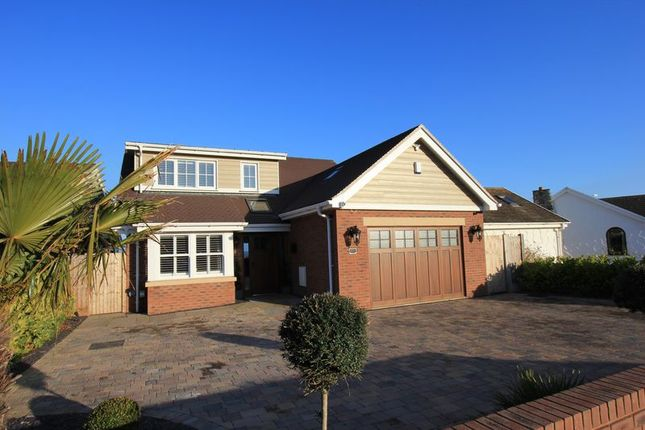 Thumbnail Detached house for sale in Penrhyn Beach East, Penrhyn Bay, Llandudno