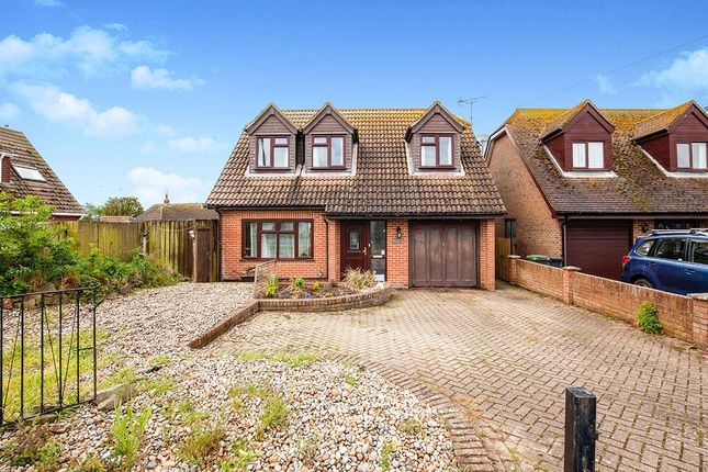 Thumbnail Detached house for sale in Pett Level Road, Winchelsea Beach, Winchelsea