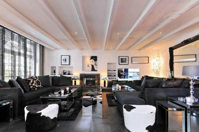 Thumbnail Flat to rent in Lower Terrace, London