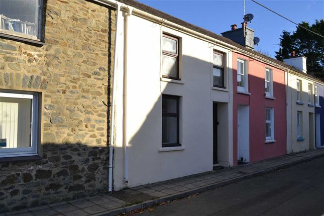 Thumbnail Terraced house for sale in Darkgate Street, Aberaeron, Ceredigion