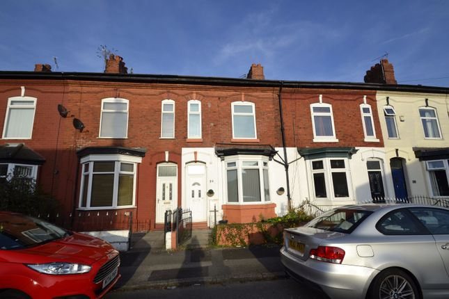 Thumbnail Terraced house to rent in St. Marys Street, Warrington
