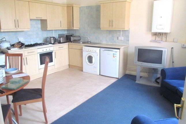 Thumbnail Flat to rent in Lawford Rise, Wimborne Road, Winton, Bournemouth