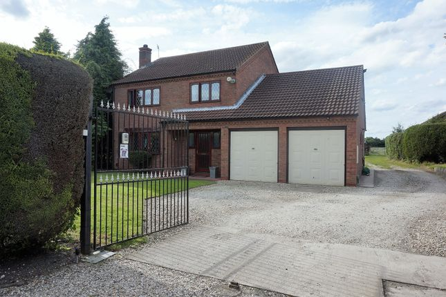 Thumbnail Detached house for sale in Cadney Road, Howsham