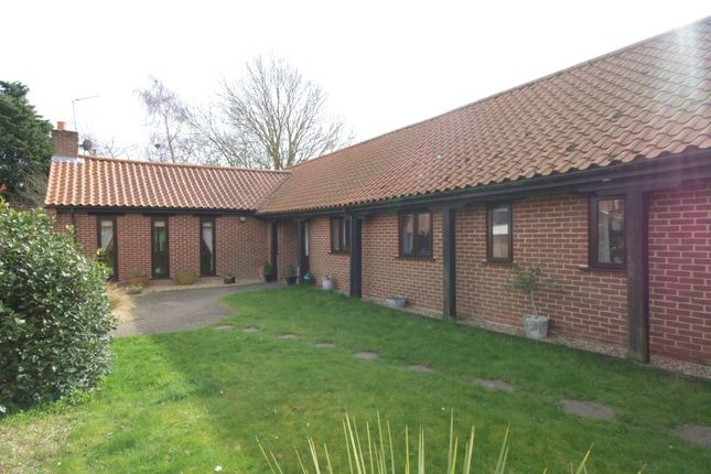 Thumbnail Detached house for sale in School Road, South Walsham, Norwich