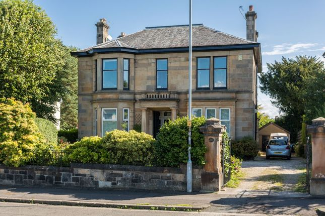 Thumbnail Flat for sale in 36A, Mansionhouse Road, Paisley