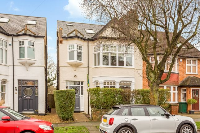 Thumbnail Semi-detached house to rent in Queens Avenue, London