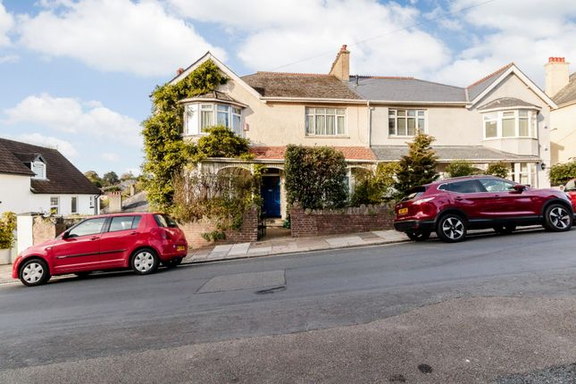 4 bed semi-detached house for sale in Compton Avenue, Plymouth, Plymouth