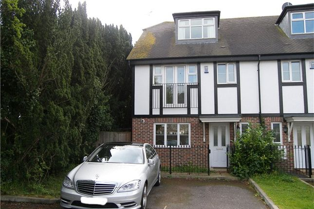 Thumbnail Property to rent in Mulberry Close, Twyford, Berkshire