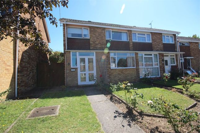 Thumbnail Semi-detached house to rent in Brain Road, Witham, Essex