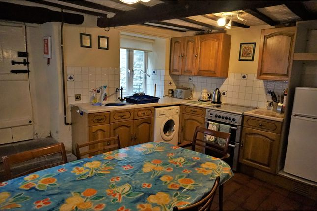 Thumbnail End terrace house for sale in High Street, Buxton