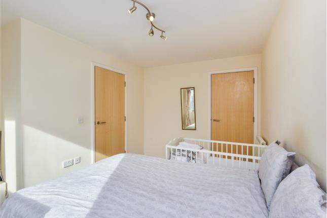 Master Bedroom of Stephenson House, Bletchley, Milton Keynes, Buckinghamshire MK2