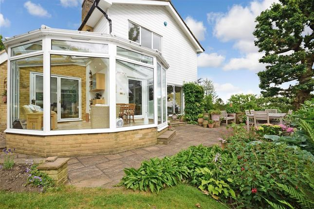 Detached house for sale in Potters Close, Loughton, Essex