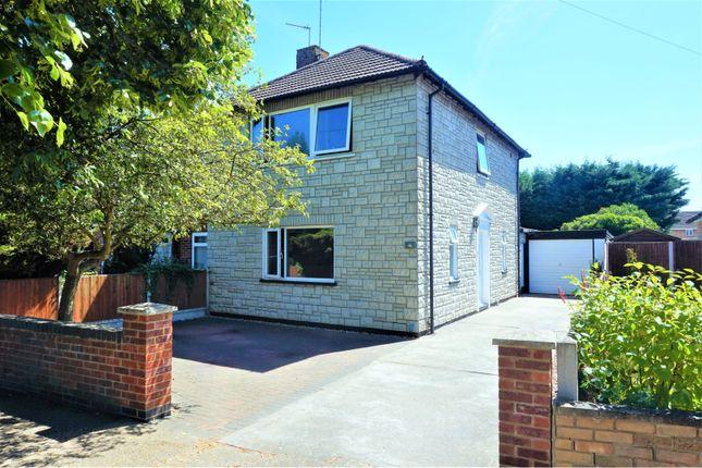 Thumbnail Semi-detached house for sale in John Kent Avenue, Colchester
