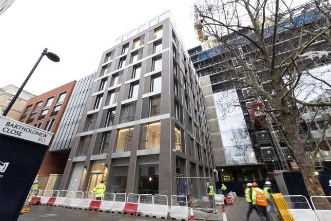 Thumbnail Flat for sale in Vicary House, Barts Square, West Smithfield, London