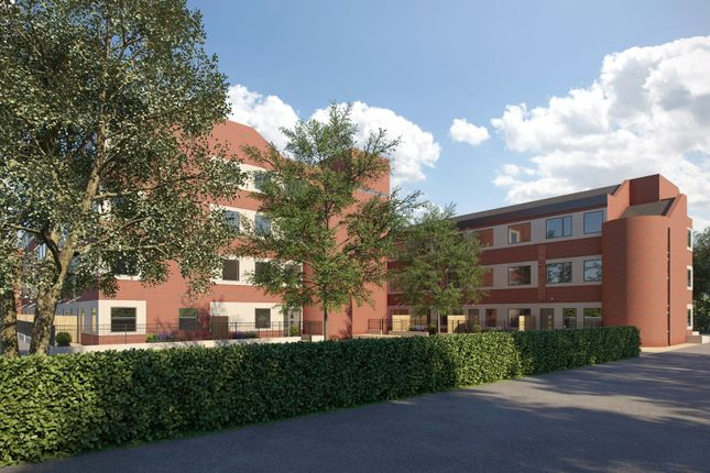 Thumbnail Flat for sale in Lime Tree Place, Collingwood Road, Witham