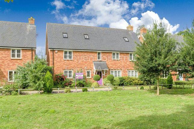 Thumbnail Detached house to rent in Bradwell Road, Loughton, Milton Keynes