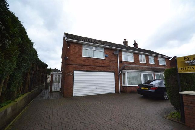 Thumbnail Semi-detached house for sale in Bury Road, Manchester