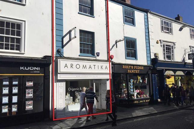 Thumbnail Retail premises to let in 4, Lemon Street, Truro