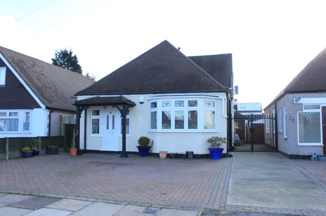 Thumbnail Bungalow for sale in Ewellhurst Road, Clayhall, Ilford