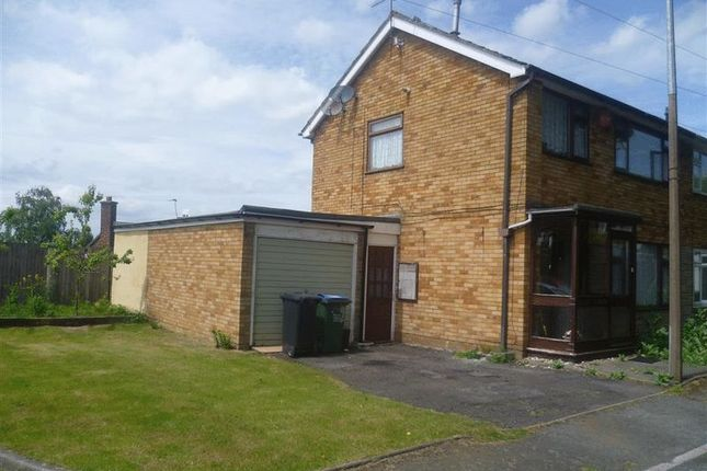 Thumbnail Semi-detached house to rent in Stonelea Close, West Bromwich