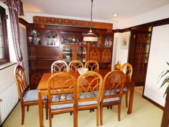 Dining Room of Lodge Drive, Weston-Super-Mare BS23