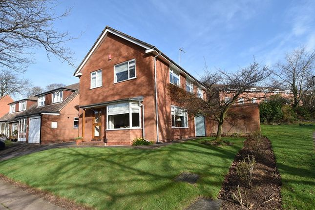 Thumbnail Detached house for sale in Goldfinch Close, Bournville, Birmingham