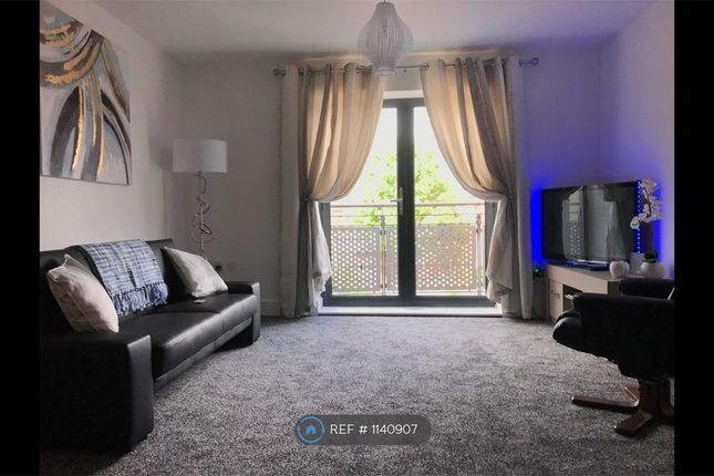 Thumbnail Flat to rent in Centro West, Derby