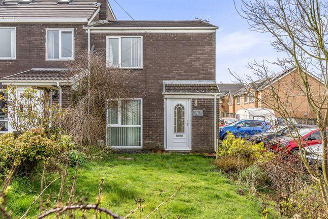 Thumbnail Property to rent in Hazel Dene, Llanharry, Pontyclun