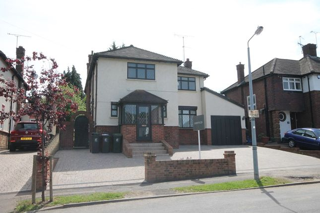 Thumbnail Detached house to rent in Dickens Rise, Chigwell