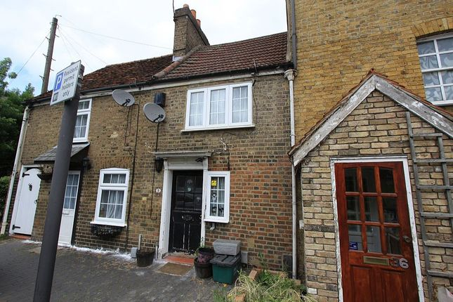 Thumbnail Terraced house for sale in Church Street, Ware, Hertfordshire