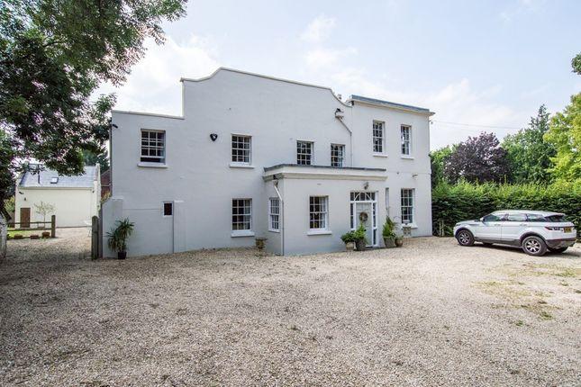 Thumbnail Detached house to rent in Ashley Road, Battledown, Cheltenham