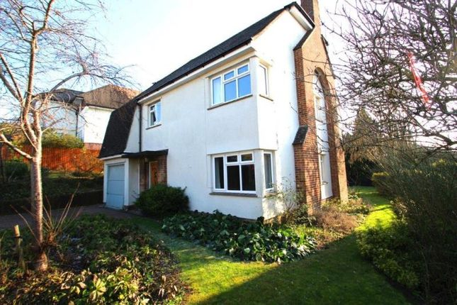Thumbnail Detached house for sale in Ridgeway Road, Salisbury