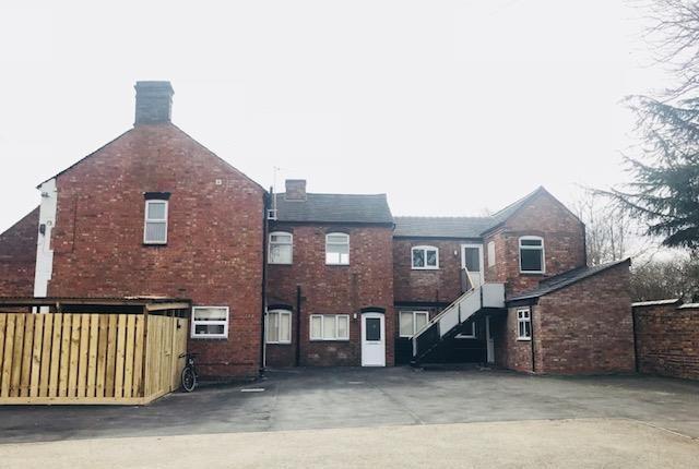 Thumbnail Flat to rent in 41 John Street, Glascote, Tamworth