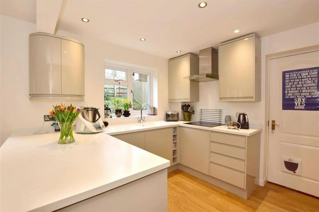 Thumbnail Link-detached house for sale in Mill Stream Close, Ashurst, Tunbridge Wells, Kent