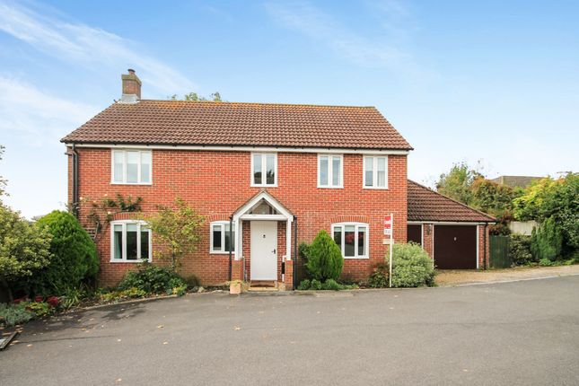Thumbnail Detached house for sale in ., Tolpuddle, Dorchester