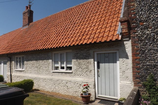 Thumbnail Cottage for sale in Magdalen Street, Thetford