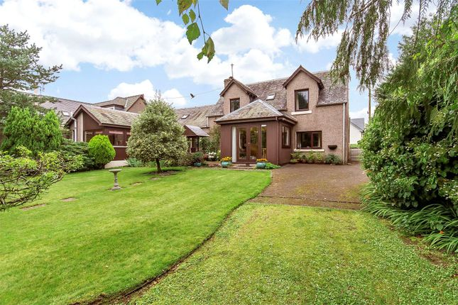 Thumbnail 3 bed bungalow for sale in Viewbank Cottage, Collace, Perth, Perth And Kinross