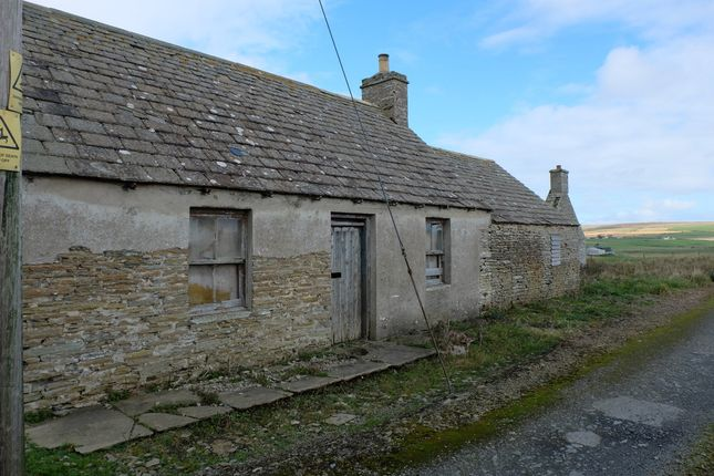 Thumbnail Cottage for sale in Lybster, Forss