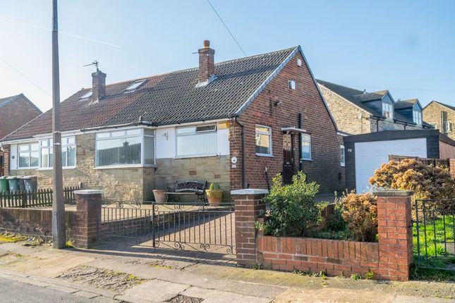 Thumbnail Semi-detached bungalow for sale in Squirrel Hall Drive, Dewsbury