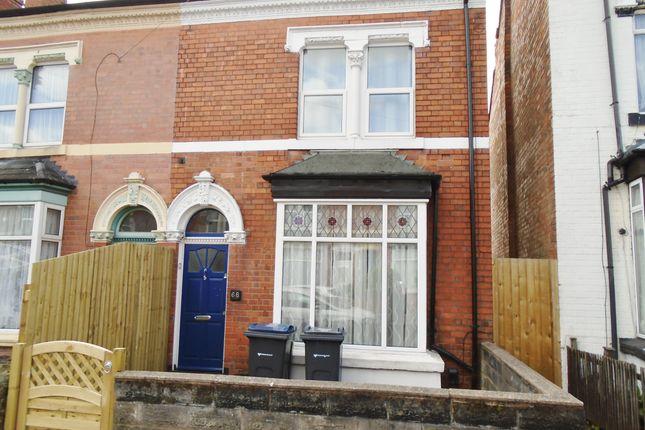 Thumbnail Semi-detached house to rent in Hunton Road, Erdington, Birmingham