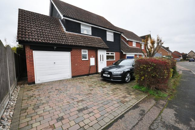 Thumbnail Detached house for sale in Champneys Road, Diss